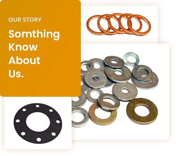 Copper Washer, Aluminium Washer, Gaskets, Shims Manufacturer