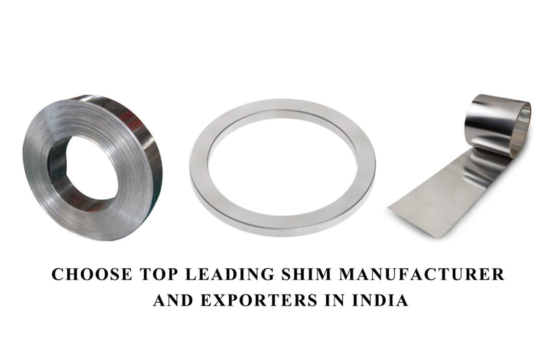 Stainless Steel Shim Manufacturer & Suppliers near You