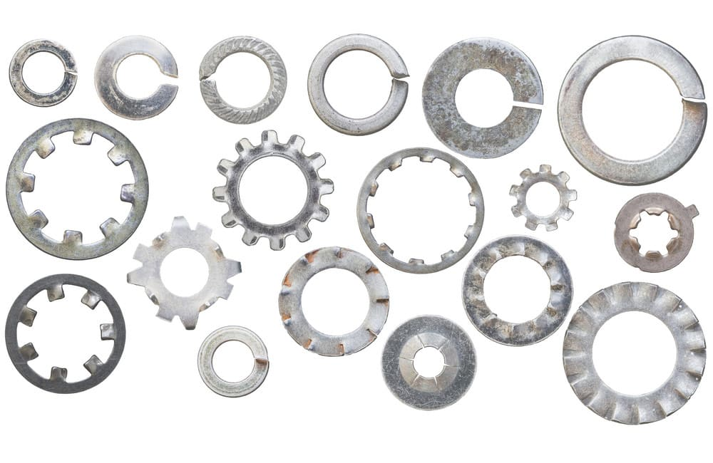 Types of Spring Washers and Their Uses